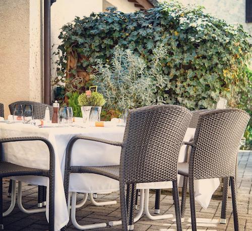 Cafe du Levant Terrasse